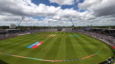 New Zealand vs Pakistan ICC Cricket World Cup 2019 Weather Report: Check Out the Rain Forecast and Pitch Report of Edgbaston Stadium in Birmingham