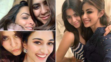 Happy Birthday Ekta Kapoor: Erica Fernandes, Mouni Roy, Anita Hassanandani Share Adorable Posts Wishing the TV Mogul