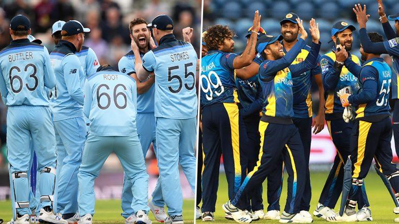 ENG vs SL Head-to-Head Record: Ahead of ICC CWC 2019 Clash ...