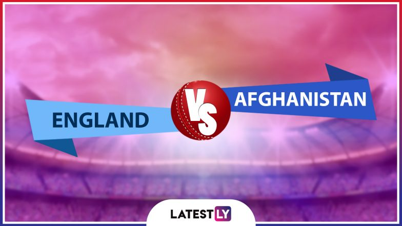 Live Cricket Streaming of England vs Afghanistan Match on Hotstar and Star Sports: Watch Free Telecast and Live Score of ENG vs AFG ICC Cricket World Cup 2019 ODI Clash on TV and Online
