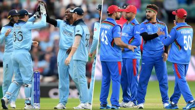 England vs Afghanistan Dream11 Team Predictions: Best Picks for All-Rounders, Batsmen, Bowlers & Wicket-Keepers for ENG vs AFG in ICC Cricket World Cup 2019 Match 24