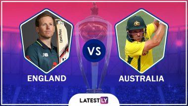 England vs Australia Highlights of ICC World Cup 2019 Match: Aaron Finch's Hundred, Jason Behrendorff's 5-Fer and Mitchell Starc Help AUS Trounce ENG by 64 Runs