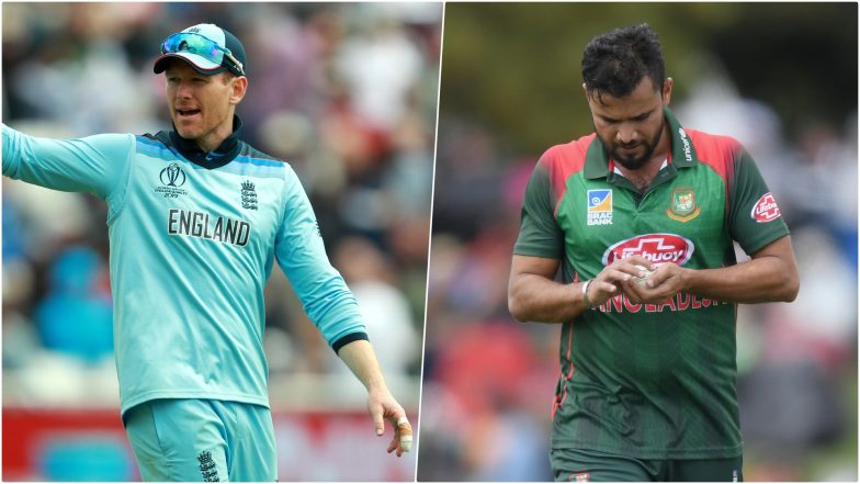 ENG vs BAN Head-to-Head Record: Ahead of ICC Cricket World Cup 2019 Clash, Here Are Match Results of Last 5 England vs Bangladesh Encounters!