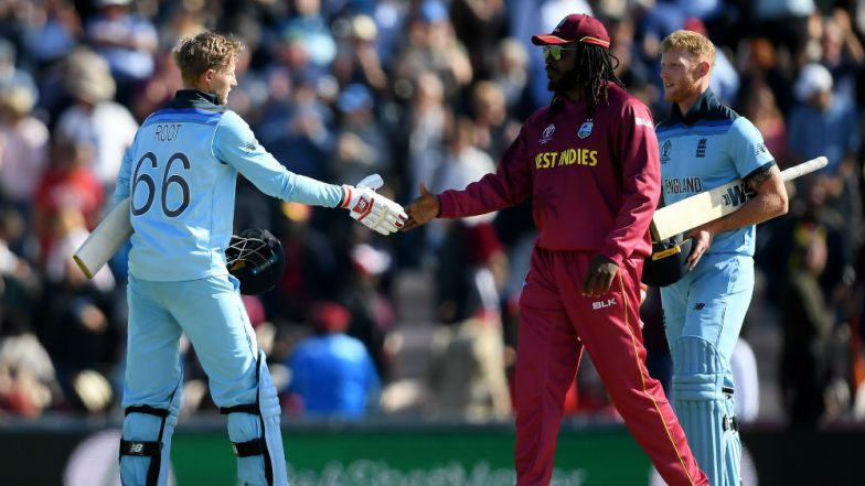 ENG vs WI, ICC CWC 2019: England Beats West Indies by 8 Wickets, Twitter Lauds Joe Root and Jofra Archer