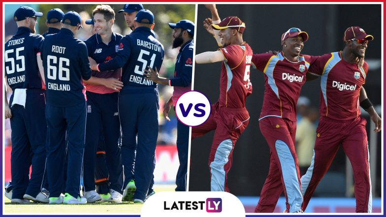 England vs West Indies Head-to-Head Record: Ahead of ICC Cricket World Cup 2019 Clash, Here Are Match Results of Last 5 ENG vs WI Encounters!