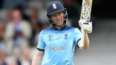 Eoin Morgan Smashes 17 Sixes Against Afghanistan, Makes World Record in CWC 2019