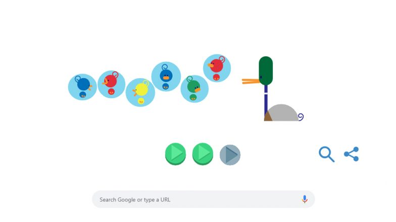 Father's Day 2019 Google Doodle: Search Engine Makes a Lovely Animated Doodle Highlighting a Dad's Role