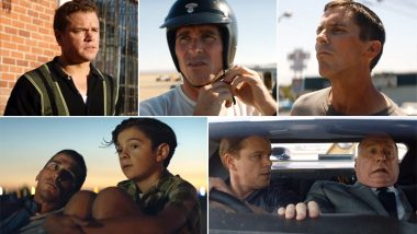 Ford v Ferrari Trailer: Matt Damon and Christian Bale Team Up in the Most Fast-Paced Rivalry of 20th Century - Watch Video