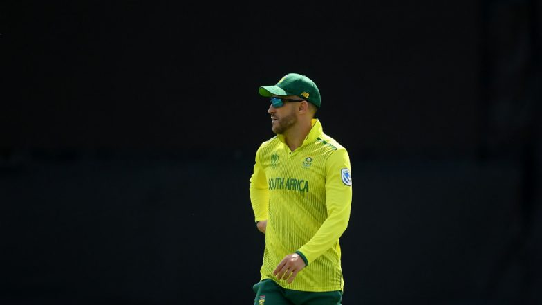 SA vs AFG, ICC CWC 2019 Toss Report & Playing 11: South Africa