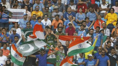 ICC T20 World Cup 2021: India to Face Arch-Rivals Pakistan in Group Stage of Super 12s