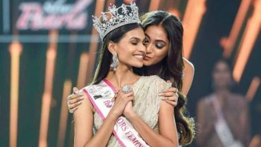 Suman Rao is Femina Miss India World 2019, See Pics of Rajasthan Girl's Crowning Ceremony at Beauty Pageant