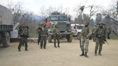 Jammu and Kashmir: One Terrorist Killed in Encounter With Security Forces in Sopore