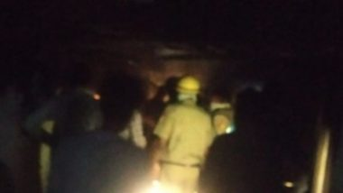 Delhi: Fire Breaks Out in NDMC Building at Connaught Place, Firefighters at Spot