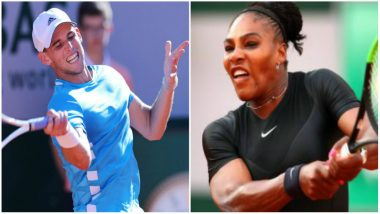Serena Williams Called Out for 'Bad Personality' By Dominic Thiem Post Presser Row in French Open 2019