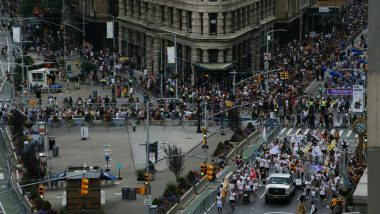 New York Stages Huge Gay Pride March, 50 Years After Stonewall Riots