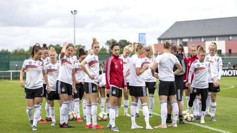 Germany vs China Live Streaming of Group B Football Match: Get Telecast & Free Online Stream Details in India of FIFA Women's World Cup 2019