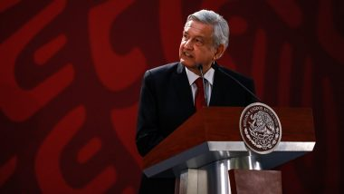 Mexican President Andres Manuel Lopez Obrador Says, 'Confident That US Will Negotiate on Tariffs'