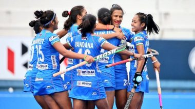 Indian Women's Hockey Team Clinches FIH Series Finals, Beats Japan 3–1