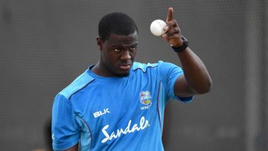 Carlos Brathwaite Says Taking a Knee isn't Enough to Tackle Racism