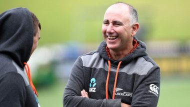 ICC Cricket World Cup 2019: 'Spend Time With Families During Breaks', Says New Zealand Coach Gary Stead to Players