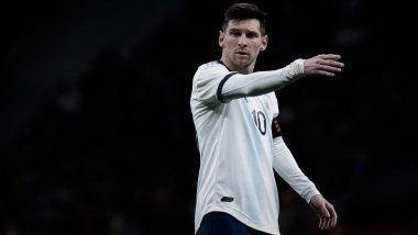 Lionel Messi Named in 23-Man Argentina Squad for 2022 World Cup Qualifiers Against Ecuador and Bolivia