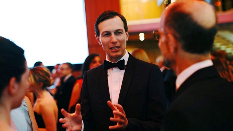 Jared Kushner, Donald Trump's Son-in-Law, Asks Palestinians to Accept Peace Deal, Calls It 'Opportunity of the Century'