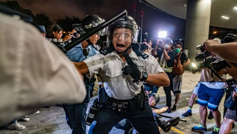 Hong Kong Paralysed After Protest Against China Extradition Bill