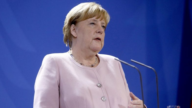 German Chancellor Angela Merkel's Health Row: Most Citizens Feel  it is her Personal Issue