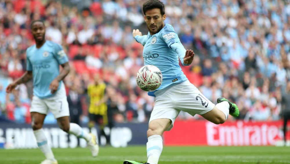 Manchester City Skipper David Silva Set to Miss Liverpool Clash Due to Injury
