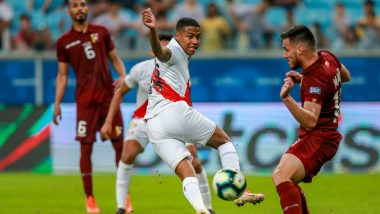 Copa America 2019: Venezuela, Peru Play to a Scoreless Draw in Their Opener