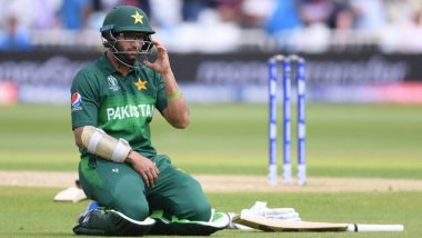 Imam-ul-Haq Scores Much-Needed Century; Gives PAK a Breather Against BAN During CWC 2019