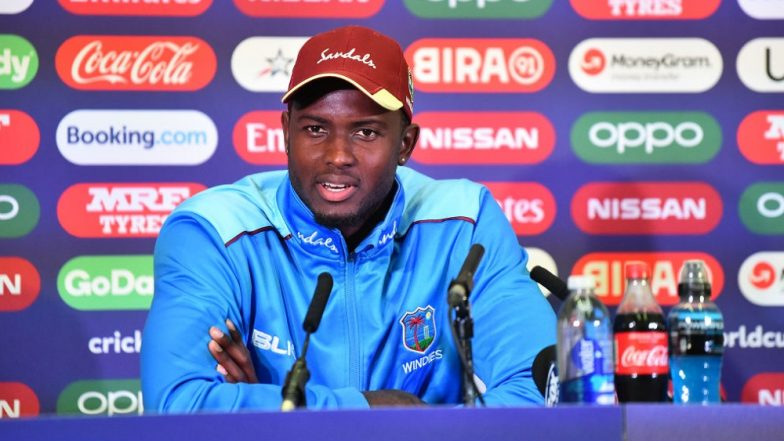 Jason Holder Looks Forward to Virat-Ashwin Challenge Ahead at India vs West Indies Test in Antigua