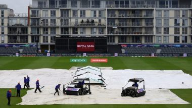 Rain Woes in ICC Cricket World Cup 2019: Reserve Days for Every Match Not Possible, Says ICC