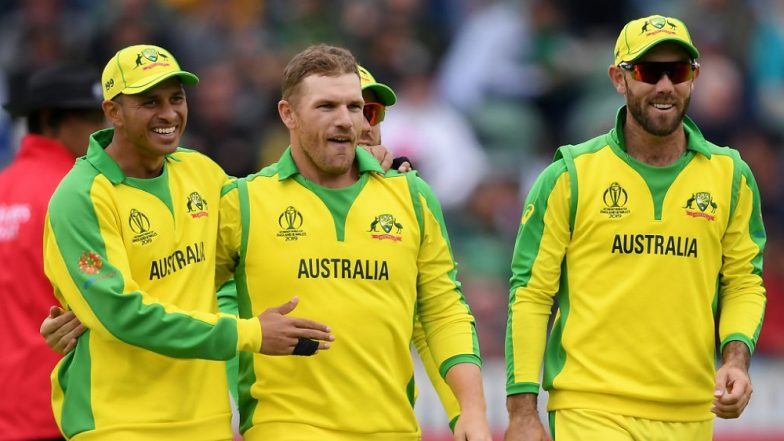 ICC Cricket World Cup 2019: Aaron Finch Relieved Post Australia's Nervy Win Over Pakistan