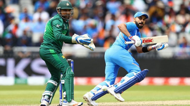 India beat Pakistan at the Cricket World Cup by 89 runs