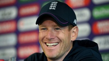 BPL 7 Squad News: Eoin Morgan, England World Cup Winner to Play for Dhaka Dynamites at Bangladesh Premier League 2019-20