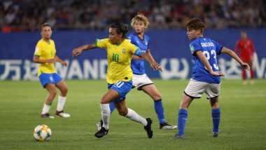 FIFA Women's World Cup 2019: Marta of Brazil Shatters All Records With 17 Goals in the Tournament