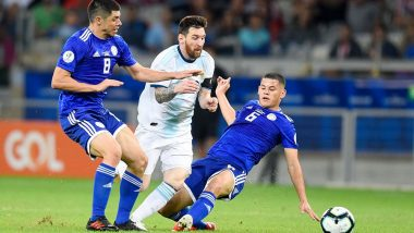 Lionel Messi Drives Argentina to 1-1 Draw Against Paraguay in Copa America 2019 Clash
