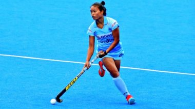 Lalremsiami, Indian Women's Hockey Team Forward, Arrives in Her Village After Winning FIH Women's Series 2019