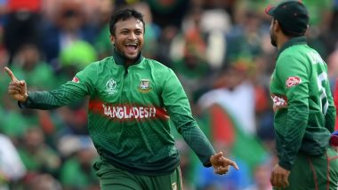 Shakib Al Hasan Says 'Lack of Facilities and Low Payments Are Hurting Bangladesh Cricketers'
