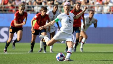 Megan Rapinoe, US Women's World Cup Co-Captain, Stands by White House Boycott Threat