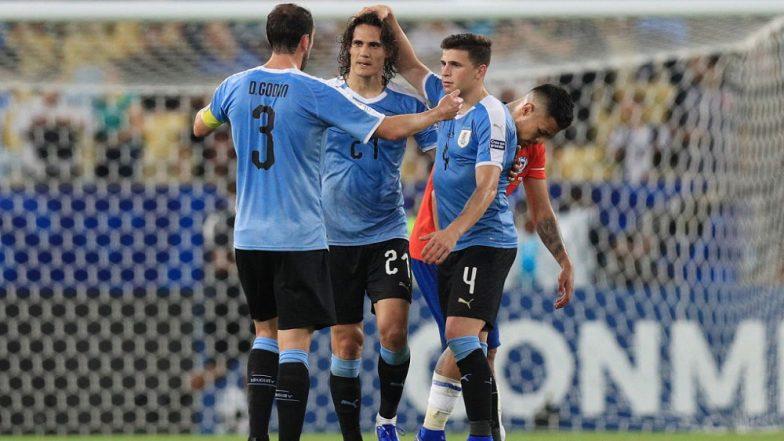 Copa America 2019: Edinson Cavani's Late Strike Helps Uruguay Beat Chile 1–0