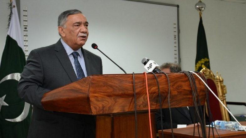 Pakistanis Only Hearing 'Depressing' News These Days From Cricket to Economy: Chief Justice Asif Saeed Khosa