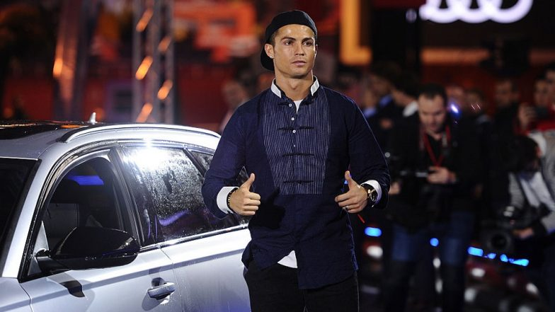 Cristiano Ronaldo Adds Rs 6.6 Crore McLaren Senna to His Collection of Supercars; Watch Video