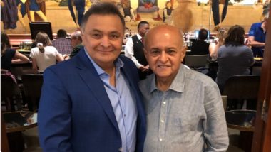 Rishi Kapoor Looks Fitter, Better in Latest Pic