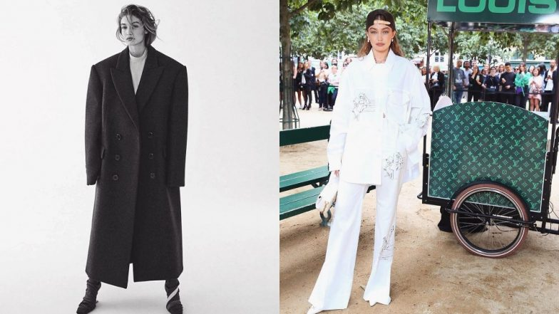 Gigi Hadid Does Men's Fashion Better Than The Dudes Out There - View Pics!