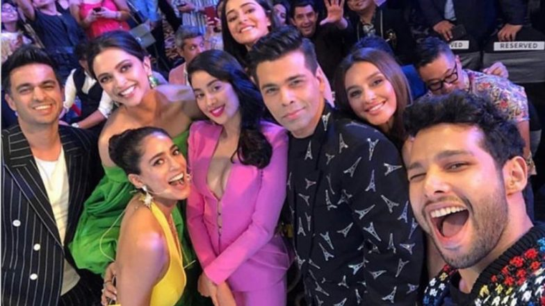 Deepika Padukone, Ananya Panday, Janhvi Kapoor Pose Together For A Selfie And We Can't Even
