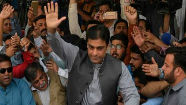Pakistan: Hamza Shahbaz, Nephew of Ex-PM Nawaz Sharif, Arrested by NAB Officials in Lahore High Court