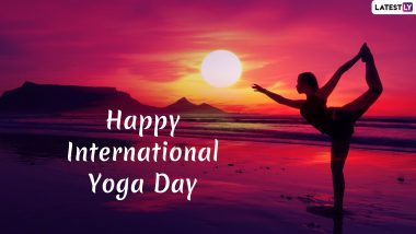 International Yoga Day 2019 Images Hd Wallpapers With Quotes For Free Download Online Wish Happy Yoga Day With Gif Greetings Whatsapp Stickers Latestly