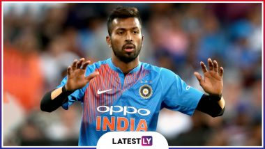 Hardik Pandya Stats and Records: A Look at Profile of Team India All-Rounder Ahead of ICC Cricket World Cup 2019